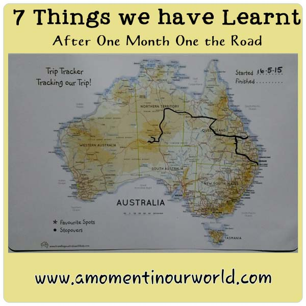 7 Things We Have Learnt a