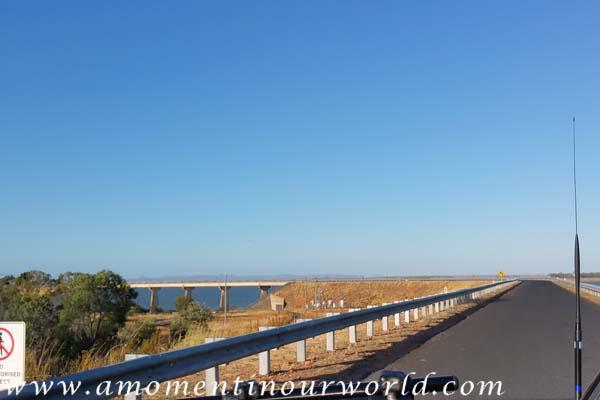 Fairbairn Dam 1