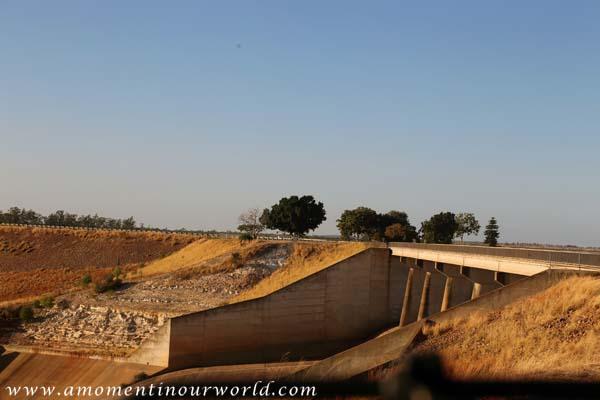 Fairbairn Dam 2