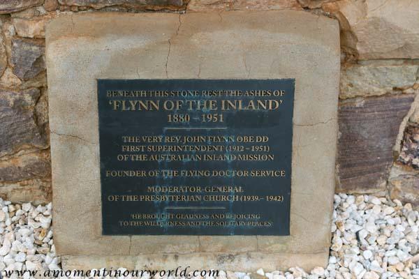 John Flynns Grave 2