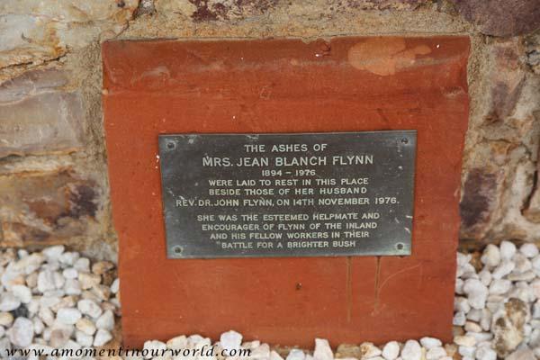 John Flynns Grave 3