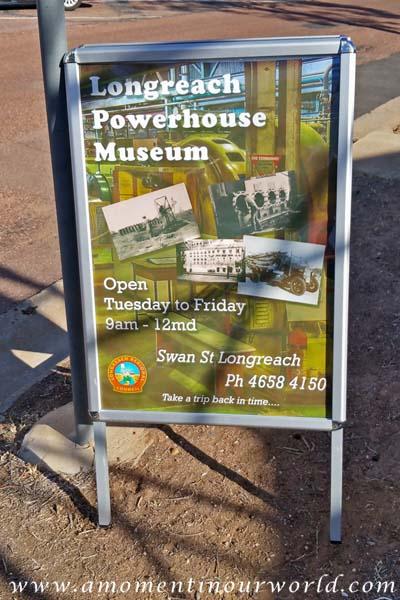 Longreach Powerhouse Museum