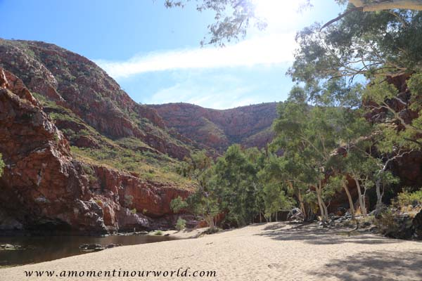 Orminston Waterhole and Gorge 2