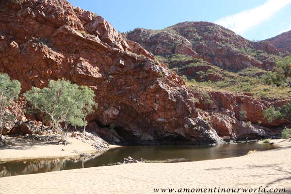 Orminston Waterhole and Gorge 3