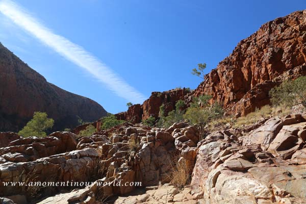 Orminston Waterhole and Gorge 7