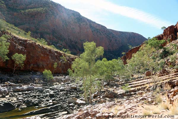 Orminston Waterhole and Gorge 8