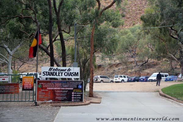 Standley Chasm 1