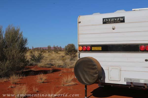 Uluru Free Camp