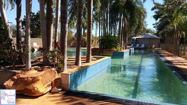 Broome Caravan Park Pool
