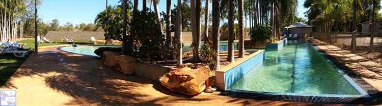 Broome Caravan Park Pool1