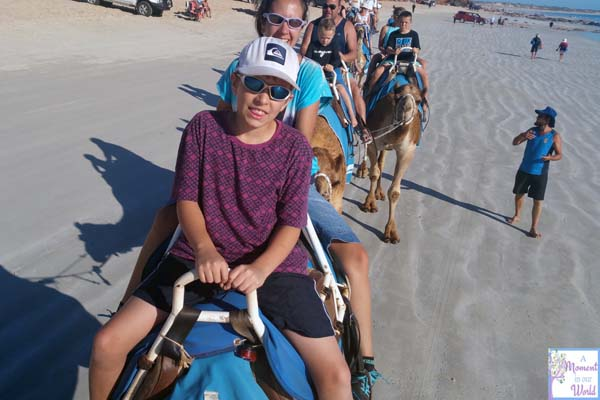 Camel Ride 1