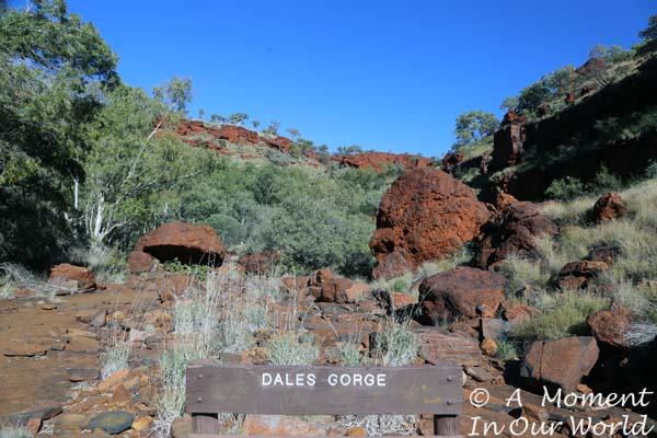 Dales Gorge Walk