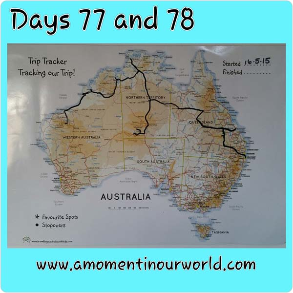 Days 77 and 78