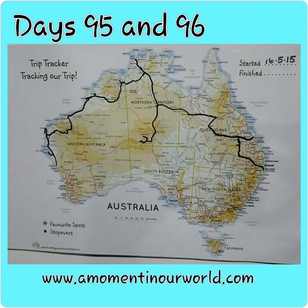Days 95 and 96
