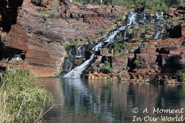 Fortescue Falls 2