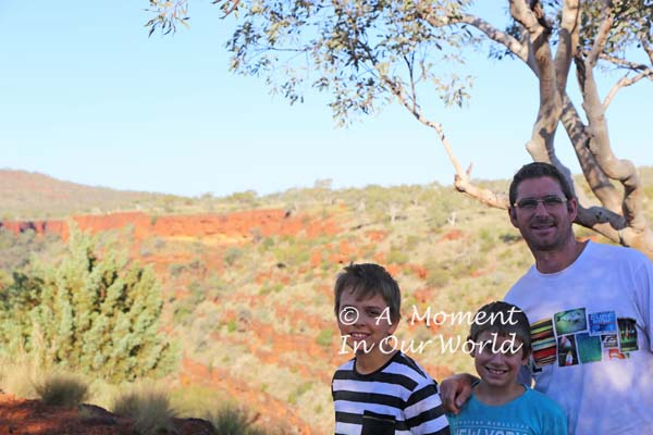Fortescue Falls Lookout 4