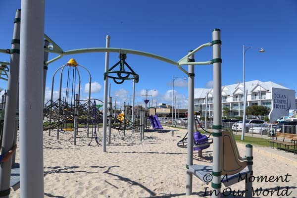 Geraldton Foreshore Playground 3