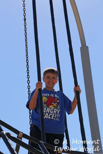 Geraldton Foreshore Playground 4