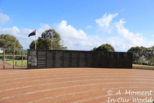 HMAS Sydney II Memorial 2