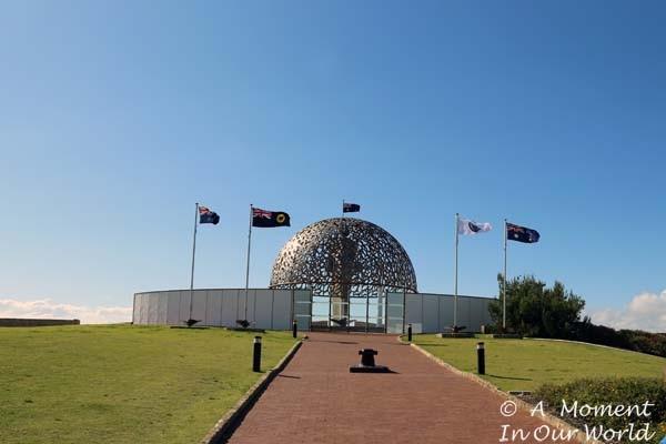 HMAS Sydney II Memorial