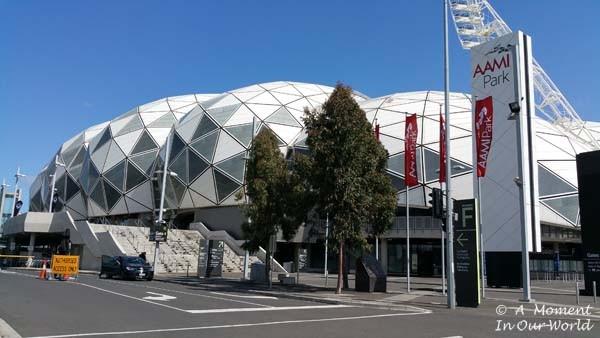 Melbourne Aami Park 1