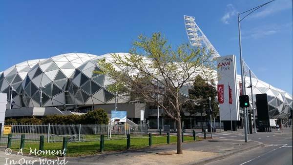 Melbourne Aami Park