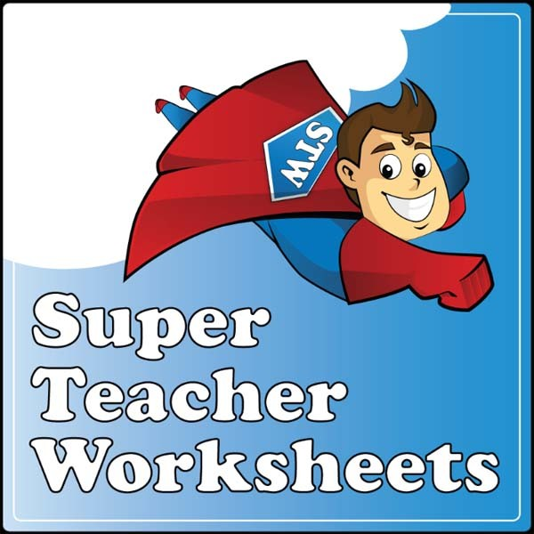 Review Super Teacher Worksheets Simple Living Creative Learning
