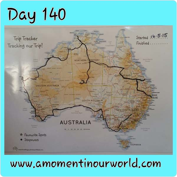 Lap of Oz: Day 140 Forbes