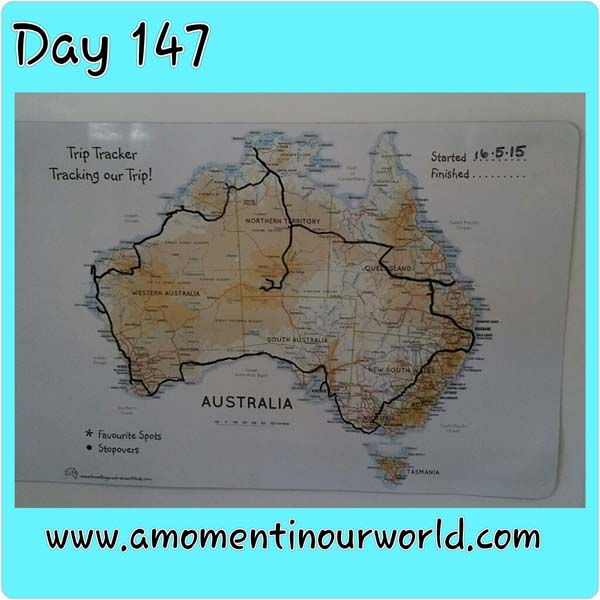 Lap of Oz: Day 147 Gold Coast