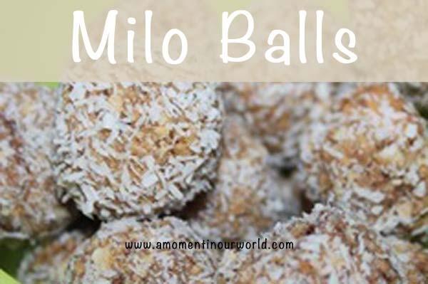 milo balls A