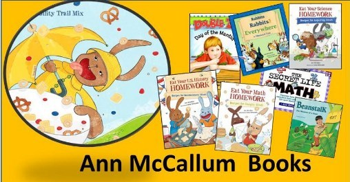 Ann McCallum Books