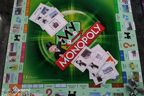 My Monopoly: Lap of Oz