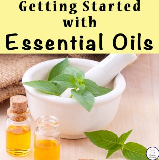 Getting started with essential oils can help you live a healthier and cleaner life with less allergies and sickness. Though please use with caution.