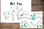{FREE} Printable Counting Dot Fun