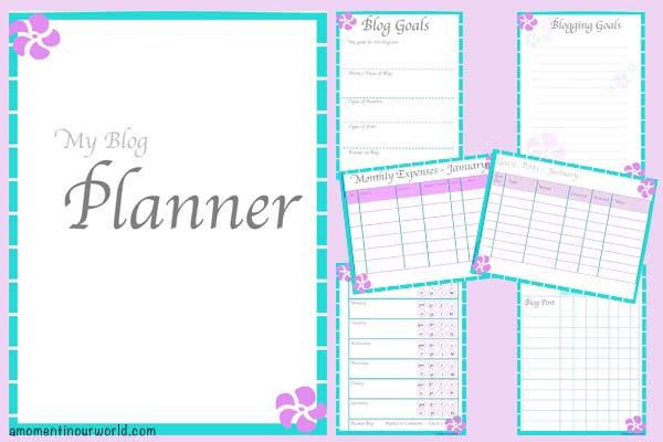 how to make full page scene kit planner