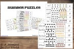 {FREE} Printable Number Puzzles