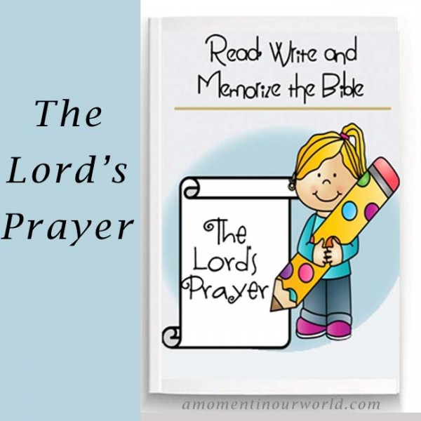 The Lords Prayer a