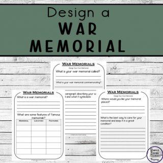 design a war memorial