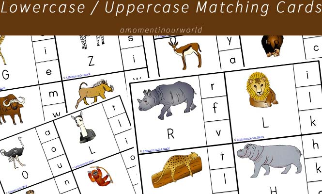 Lowercase uppercase matching