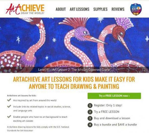 Art Achieve c