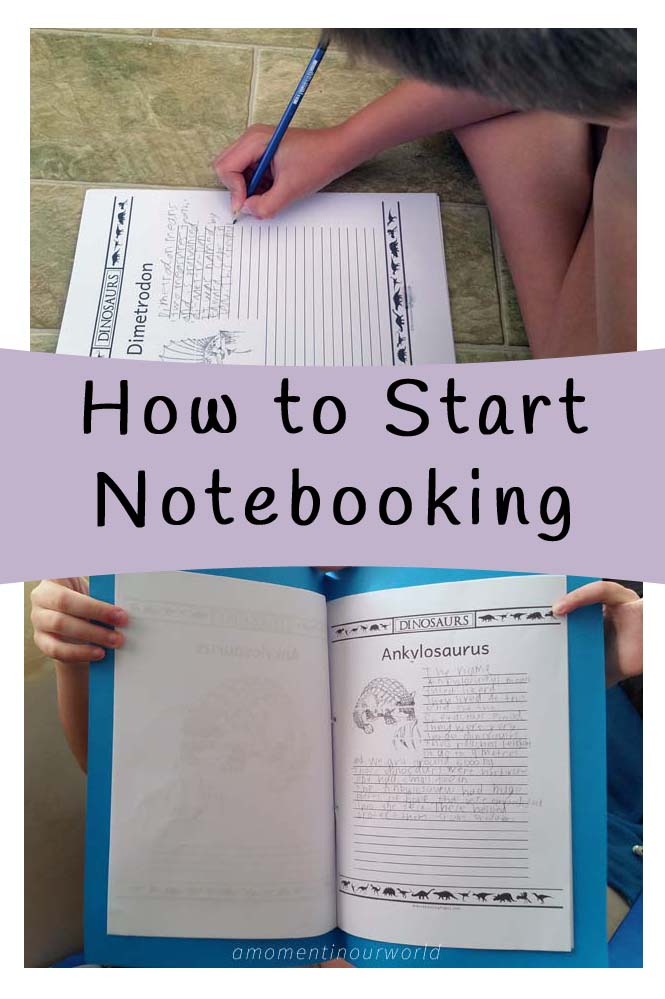 How to Start Notebooking