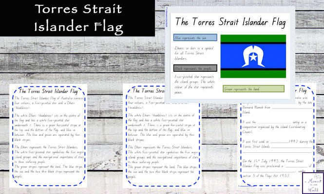What Are The Colours Of The Torres Strait Islander Flag