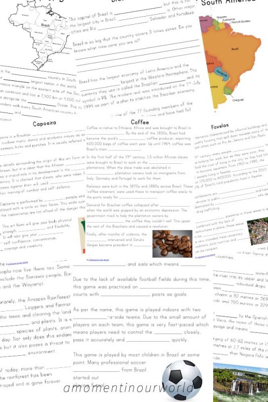 South America Lesson Plans and Resources
