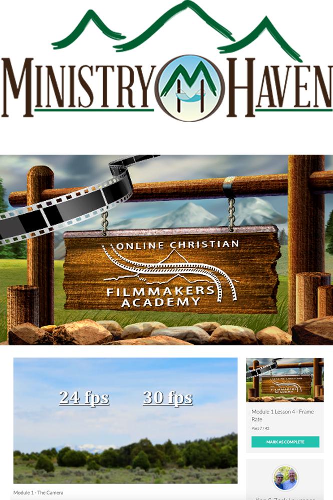 {Review} Online Christian Filmmakers Academy