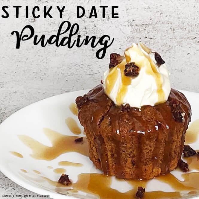 Sticky Date Puddings