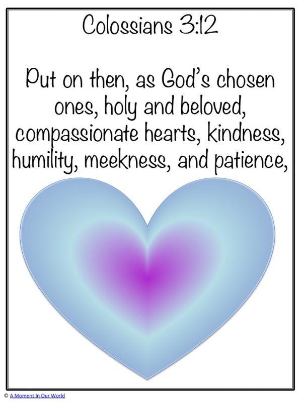 Colossians 3:12