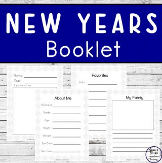 New Years booklet