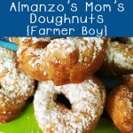 Make doughnuts the way Almanzo's Mother did in Farmer Boy.