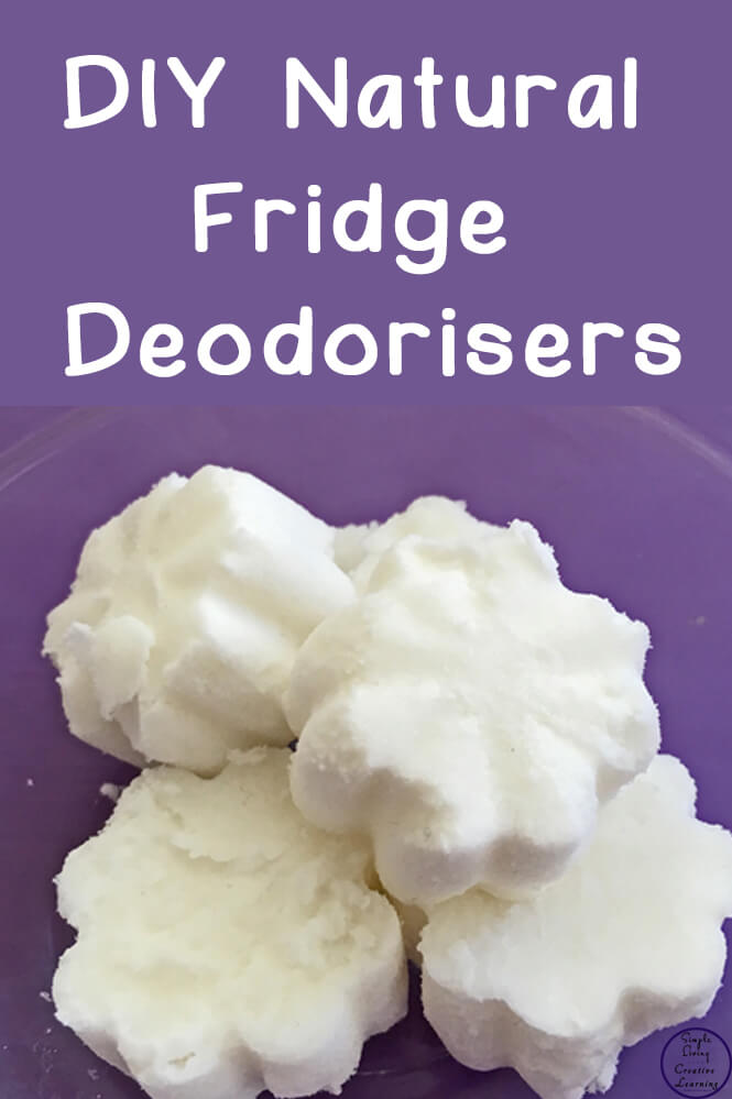 These DIY Natural Fridge Deodorisers will keep your fridge smelling clean and fresh.