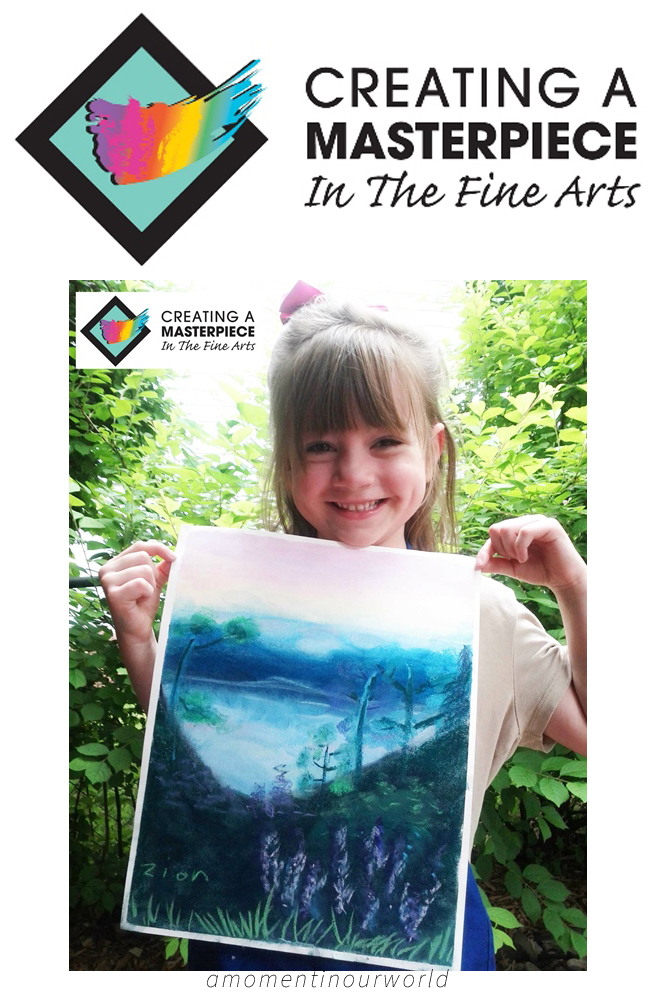 Creating a Masterpiece is a great art program for kids.